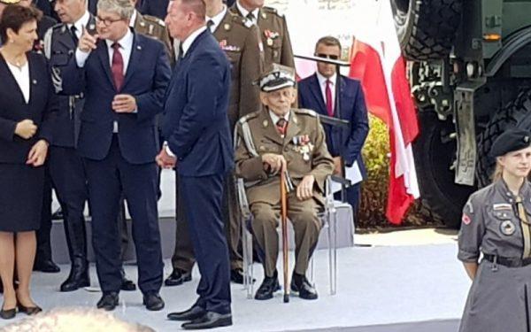 """Gen Tadeusz Bieńkowicz ps """"Rączy"""". Fot """"warszawa w pigułce"""""""